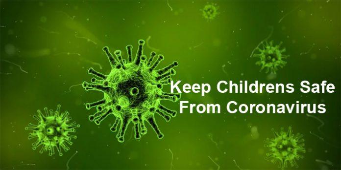 children safety from coronavirus