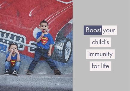 kids immunity