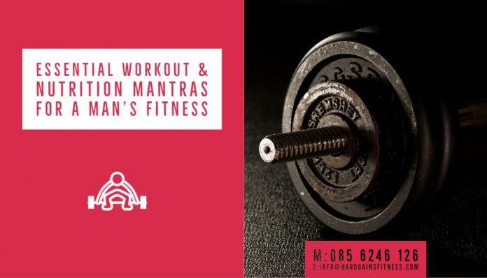 man's fitness