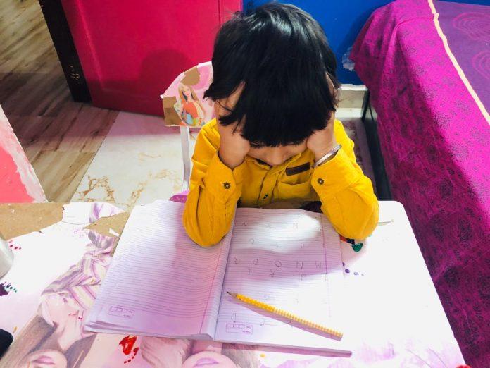 kids stress