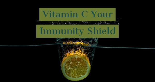 Vitamin C Immunity Shield