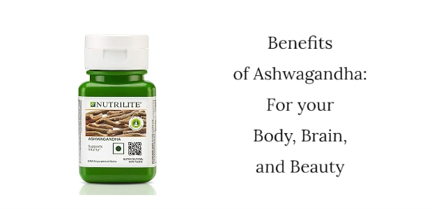 Benefits of Ashwagandha For your Body, Brain, and Beauty